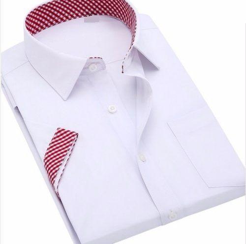 Camisa Social Slim Fit manga curta estilo Lisboa