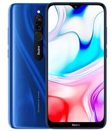Xiaomi Redmi 8 Dual 32gb Sapphire Blue – Azul