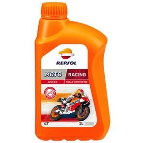 Óleo 4T Moto racing 10w60 100% Sintético Repsol