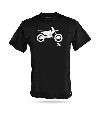 Camiseta Mattos Racing Cross Casual
