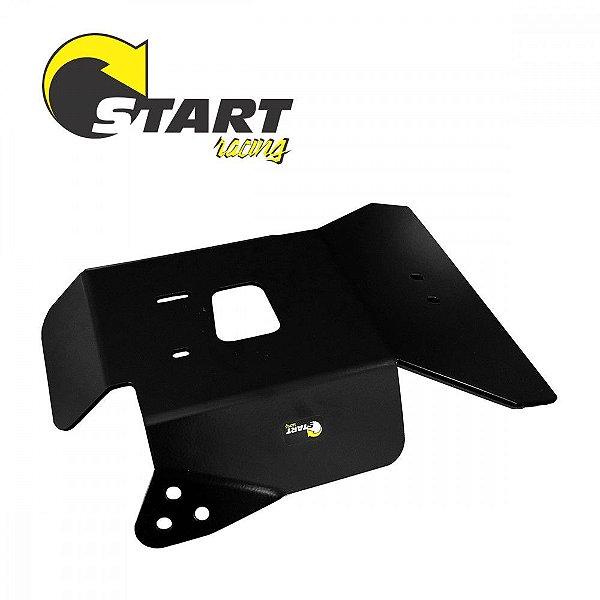Protetor de Carter Ktm 2T 11/16 Alumínio Start Racing