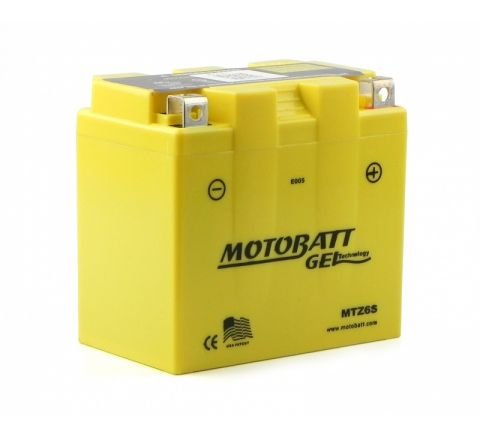 Bateria Motobatt Mtz6s AMP 6ah