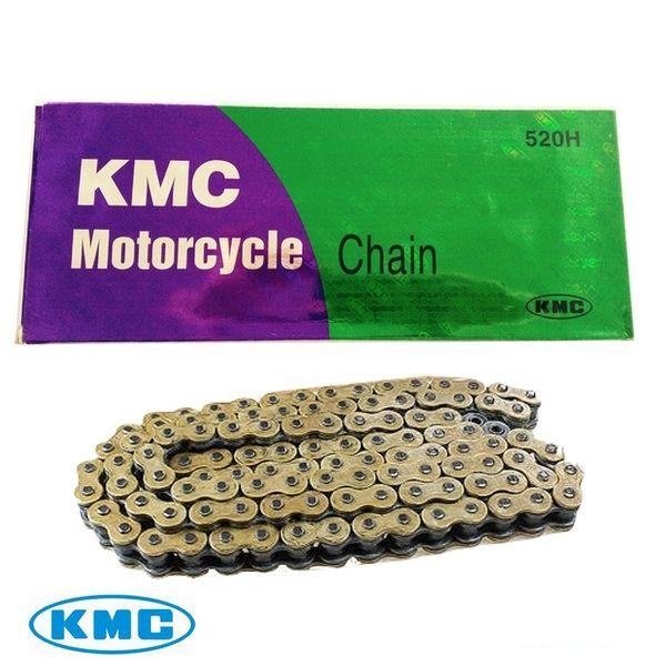 Corrente de Transmissão 520H x 120L  Sem Retentor KMC Gold