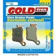 Pastilhas de Freio Traseiras Ktm/Husqvarna/Sherco Gold Fren