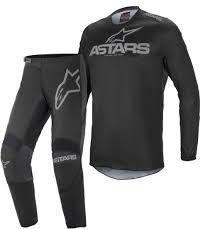 Conjunto Calça e Camisa Alpinestars Fluid Graphite 2021