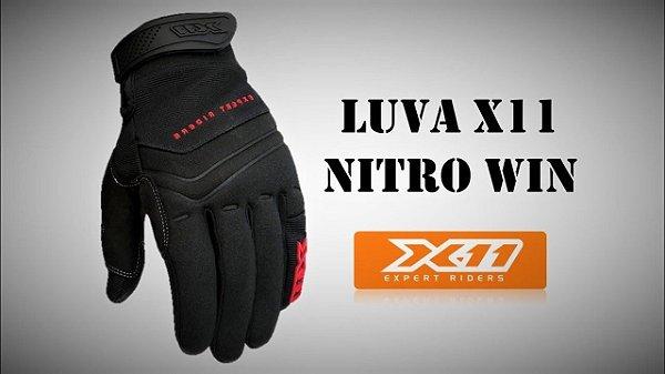 Luva X11 Nitro Win