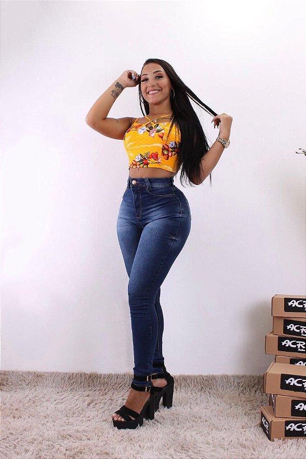 CALÇA SKINNY 7444