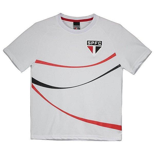 7329280d384e4 Camiseta São Paulo Diamond Masculina - SP2118001 - NETMIX Store
