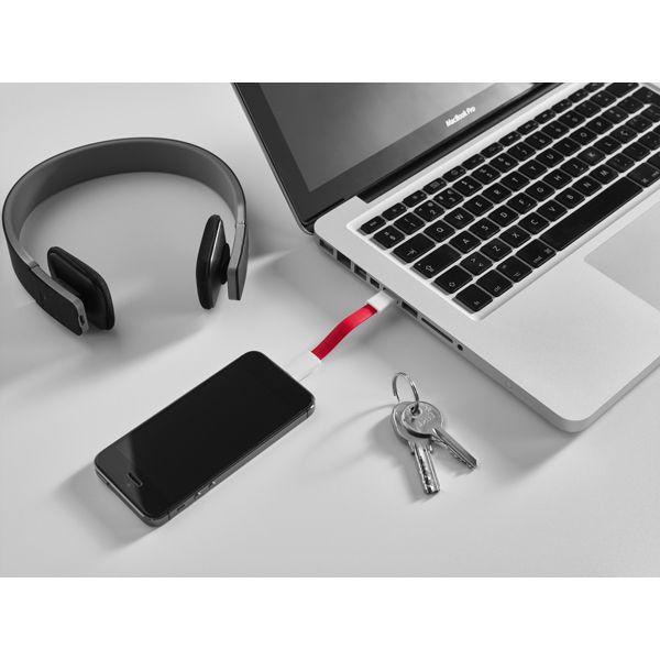 Cabo USB com conector 2 em 1