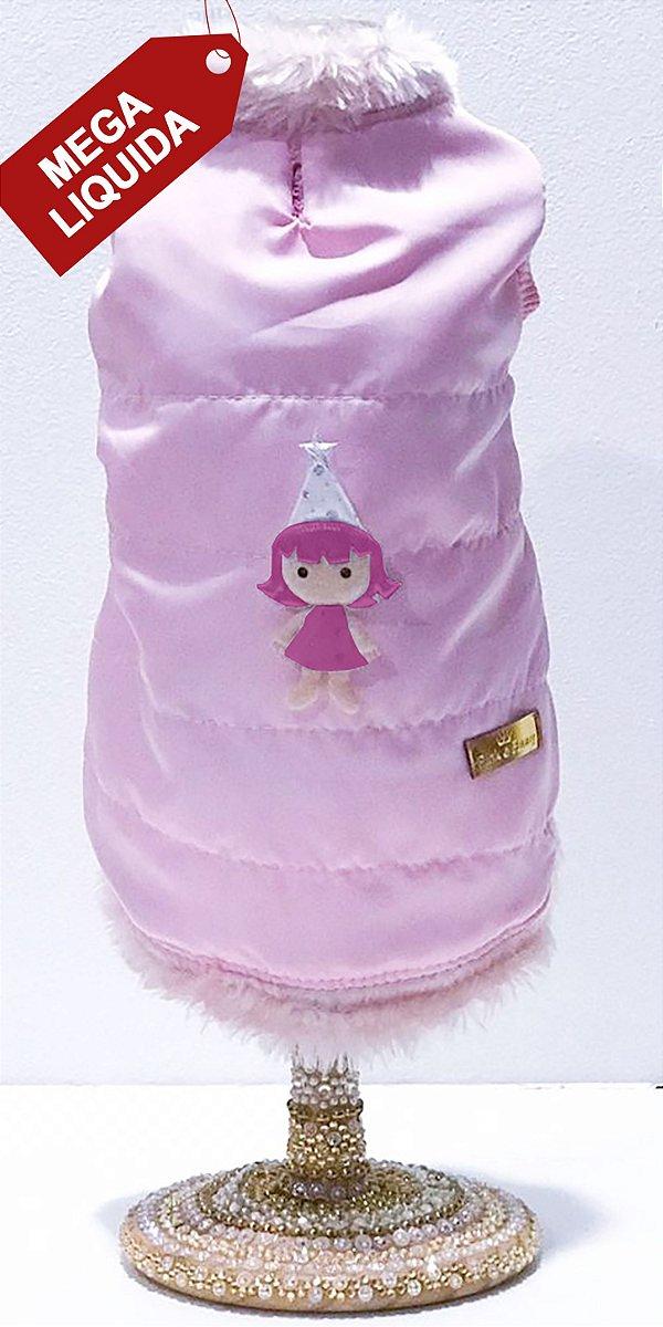 Casaco Fadinha Pink