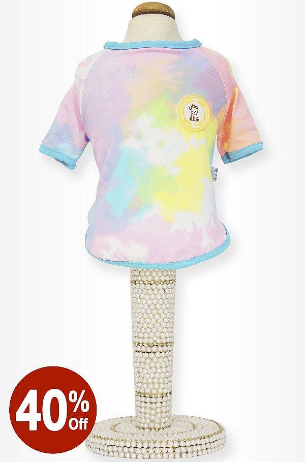 Camiseta Tie Dye UV