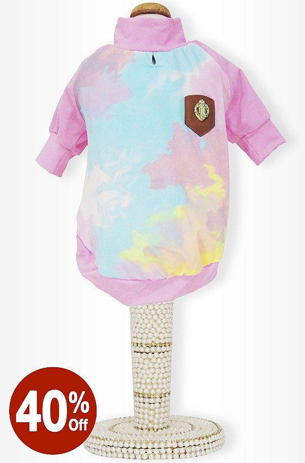 T-Shirt UV Rosa