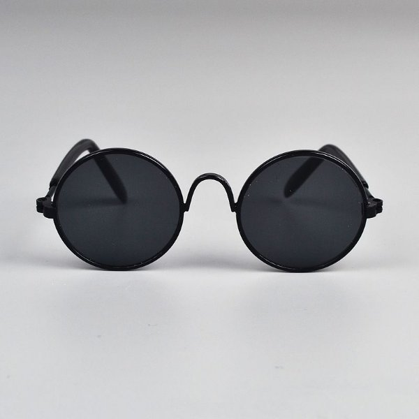 Óculos Redondo Black