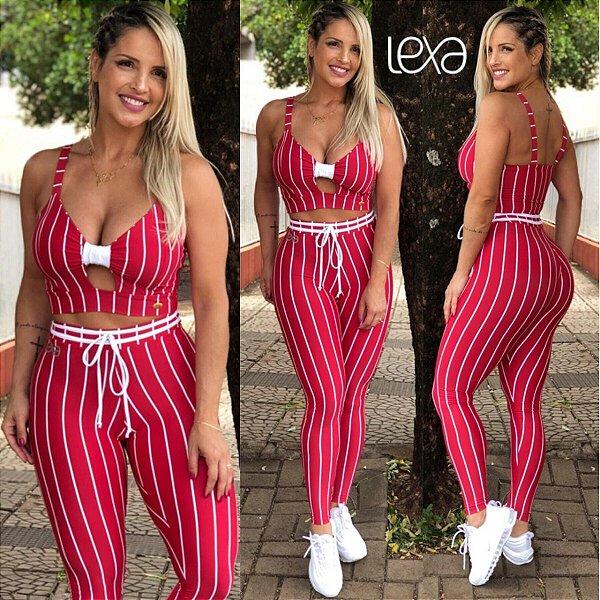 Legging Laço Red