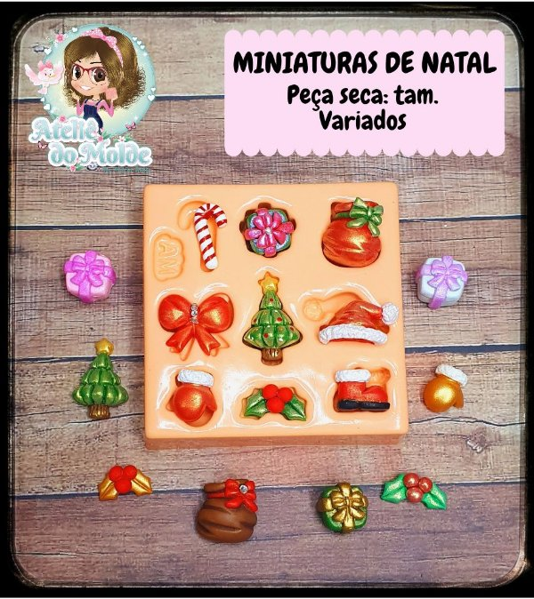 Miniaturas de Natal