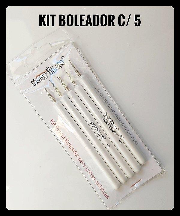 Kit Boleador c/ 5 pontas