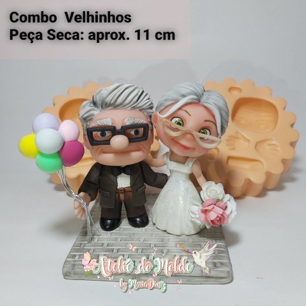 Combo Velhinhos