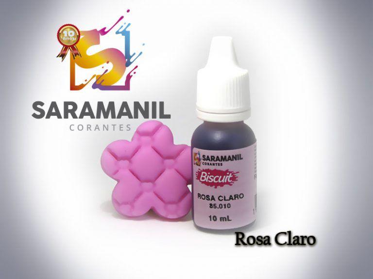 Corante Liquido Rosa Claro