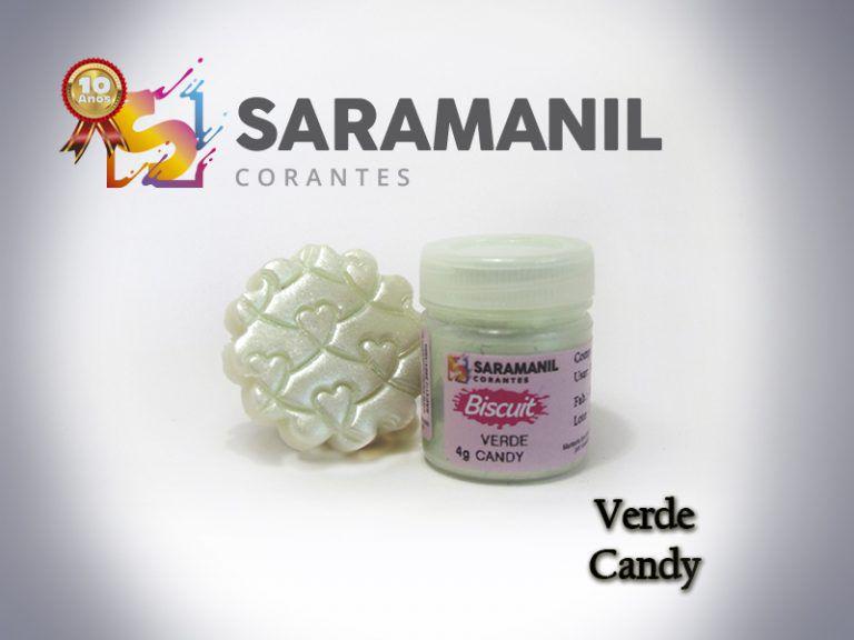 Corante Verde Candy