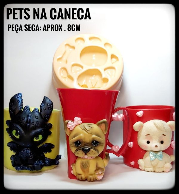 Pets na Caneca