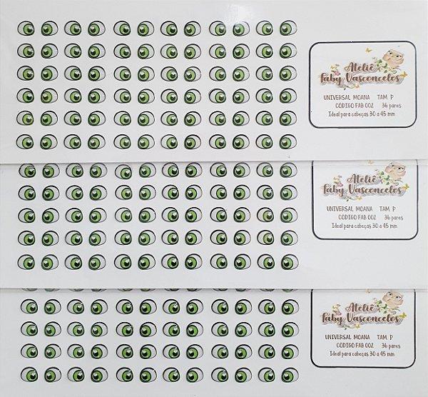 Universal Moana Verde
