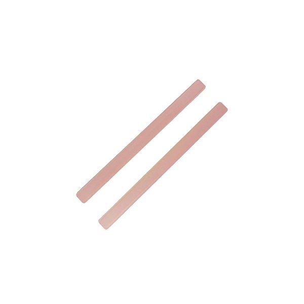 Régua Niveladora - Rosa Bebê - 6mm