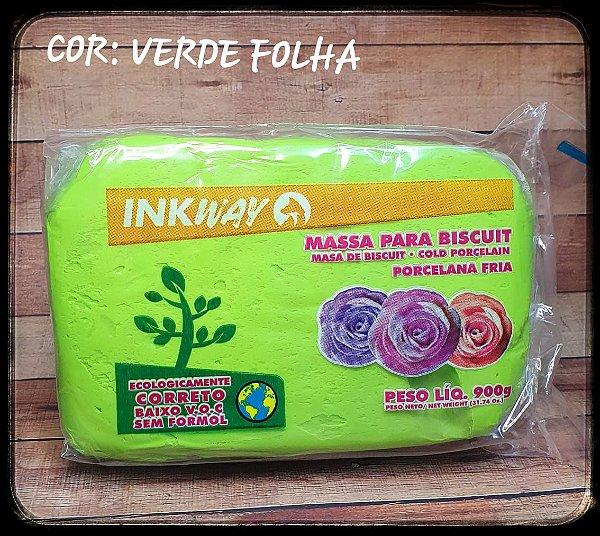 Massa Ink Way - Verde Folha