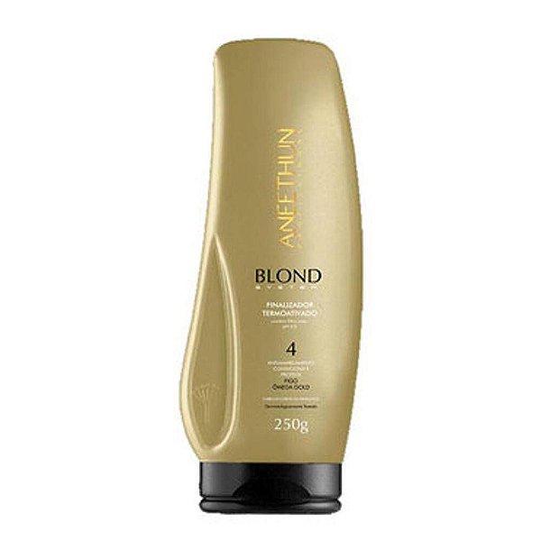 Aneethun Blond System Finalizador Termoativado 250g