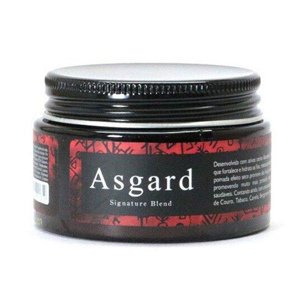 Pomada de Cabelo Efeito Seco Viking Asgard 90g