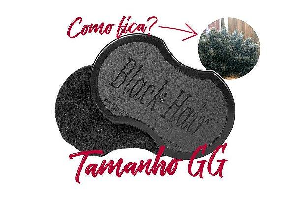 Esponja Nudred Black Hair line Casca de Ovo Tamanho GG