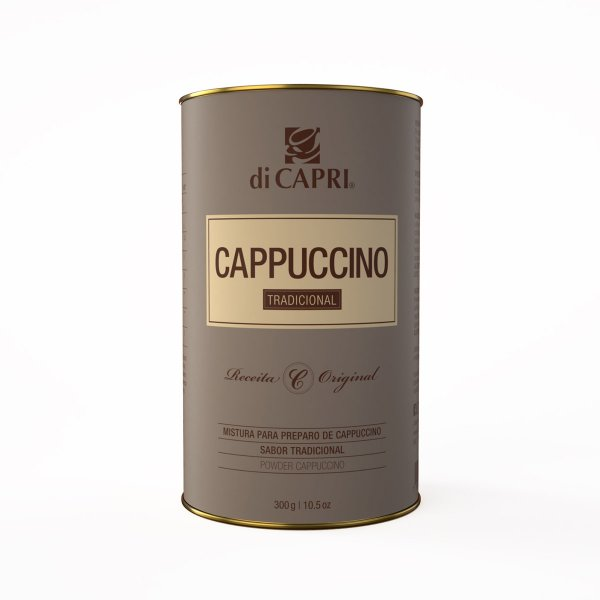 CAPPUCCINO TRADICIONAL Lata 300g