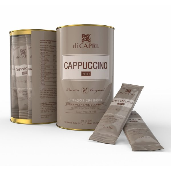 CAPPUCCINO ZERO Sticks 105g