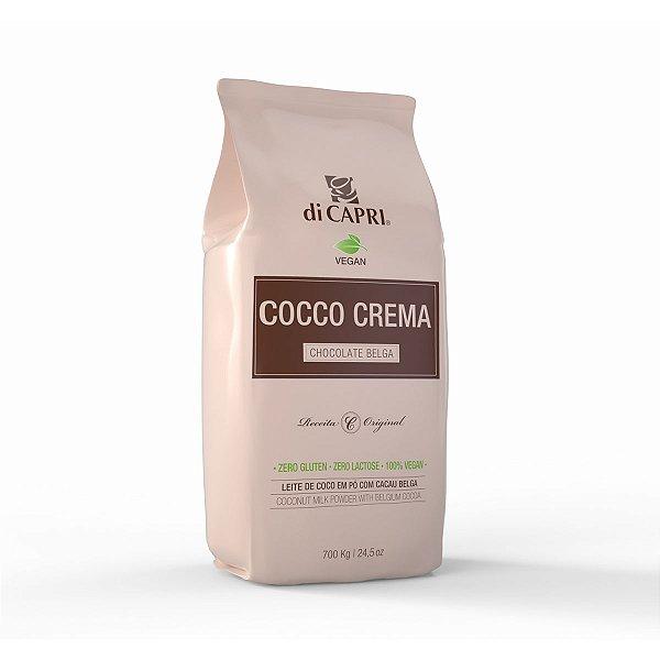 COCCO CREMA CHOCOLATE BELGA Refil 700g