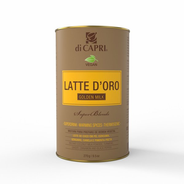 LATTE D'ORO Golden Milk Lata 200g