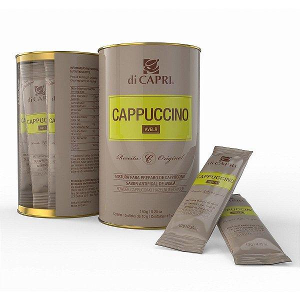 CAPPUCCINO AVELÃ | Sticks 150g