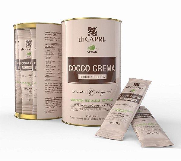 COCCO CREMA CHOCOLATE BELGA Sticks 75g