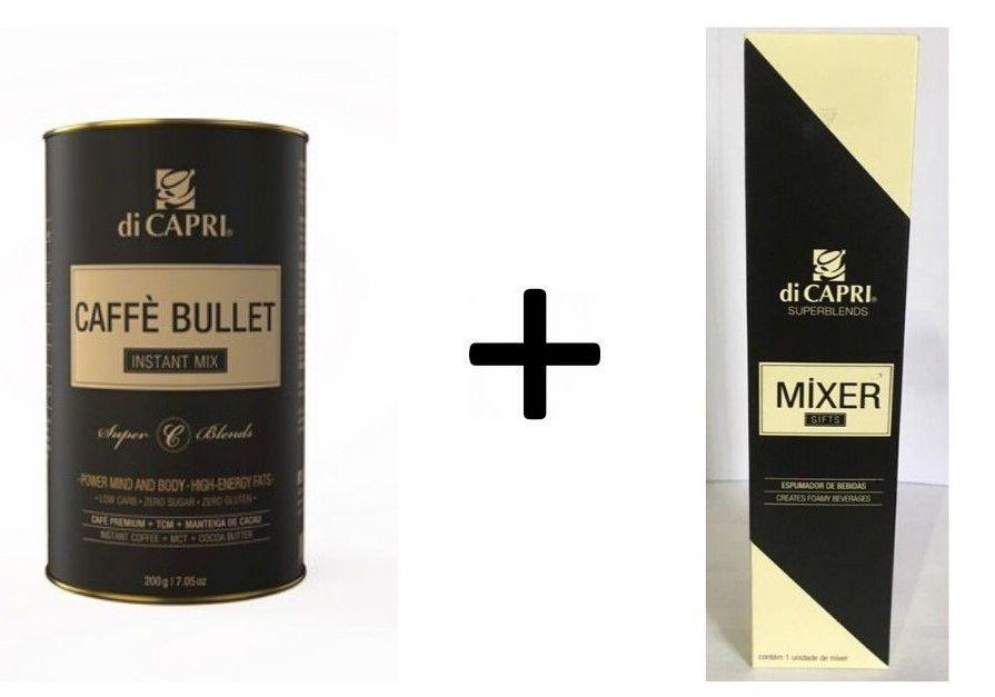 KIT CAFFÈ BULLET E MIXER