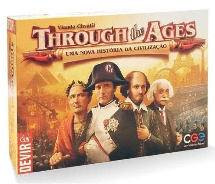Through the Ages (Pré-Venda)