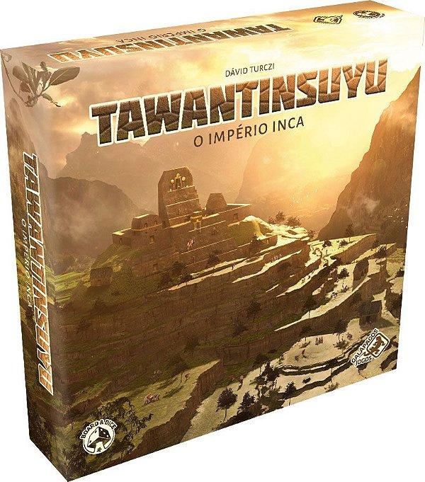 TAWANTINSUYU + sleeve (Pré-venda)