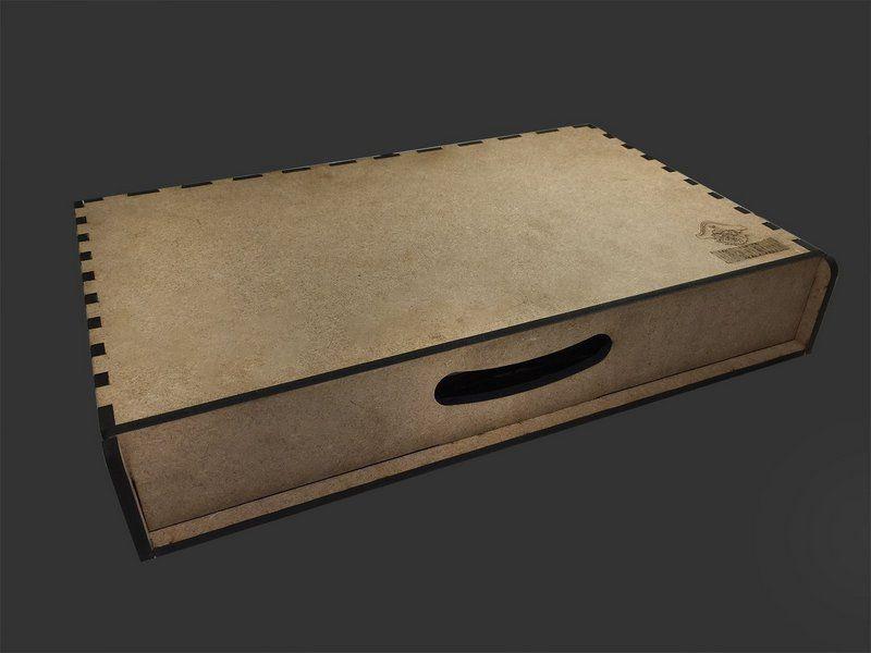 Case para Kit Dashboards Terra Mystica