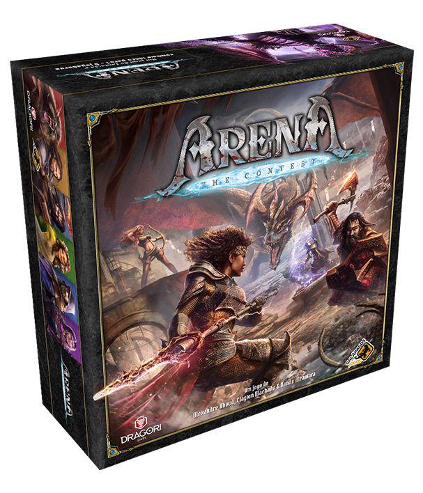 ARENA: THE CONTEST (Pré-venda)