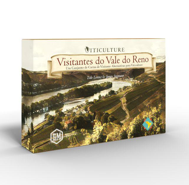 Viticulture: Visitantes do Vale do Reno (Pré-Venda)