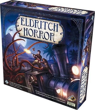 Eldritch Horror (Com Insert)