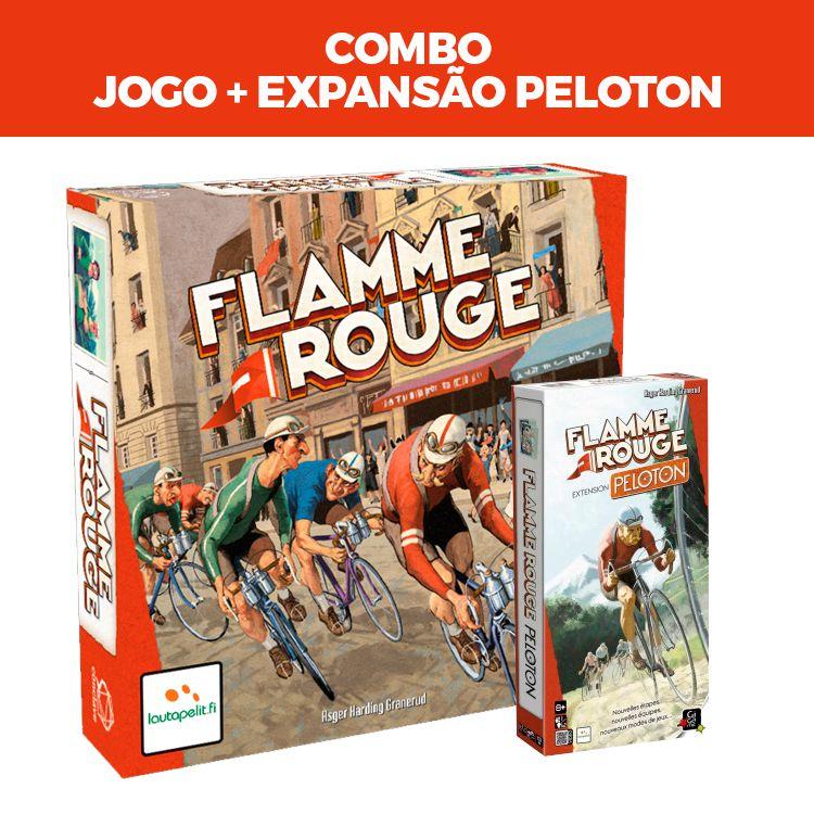 Flamme Rouge Combo 1