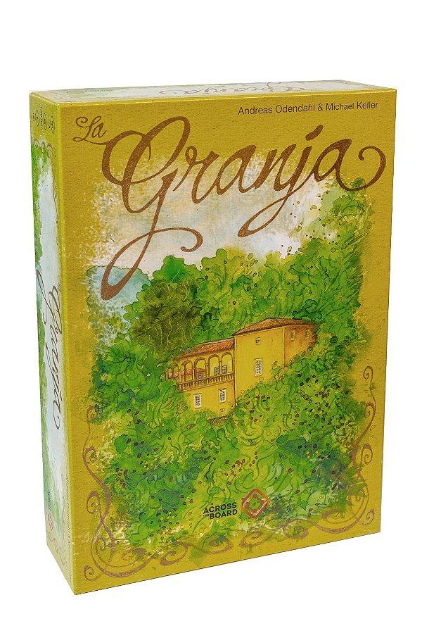 La Granja + Boardband