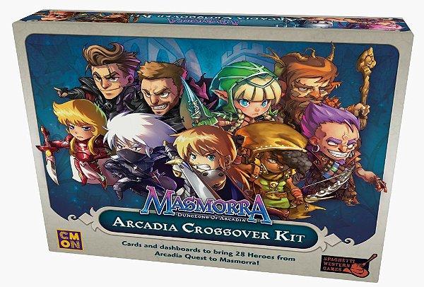 Masmorra: Arcadia Quest Crossover Kit