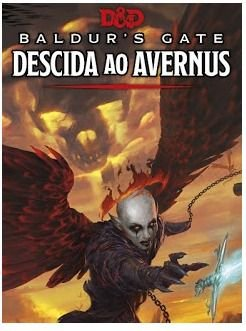 DUNGEONS & DRAGONS: DESCIDA AO AVERNUS