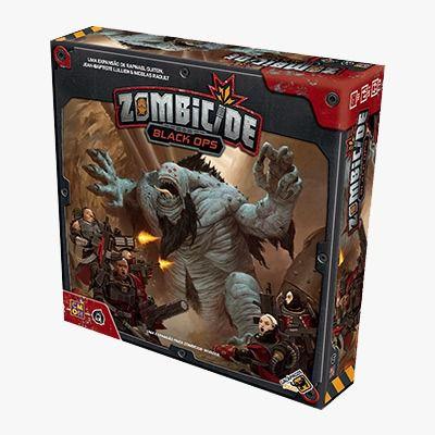 Zombicide Invader - Black Ops (Pré-Venda)