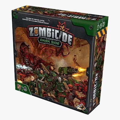 Zombicide Invader - Dark Side (Pré-Venda)