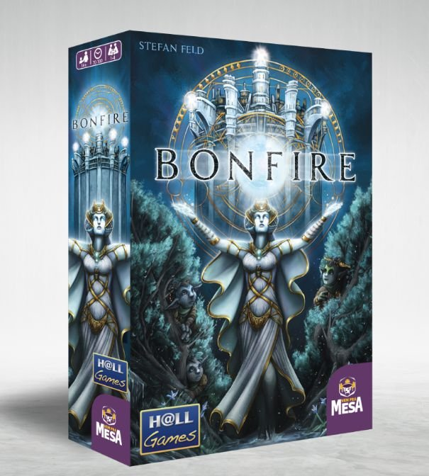 Bonfire + Sleeves (Pré-Venda)